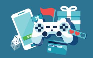 オンラインゲーム回線画像
