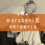 【勧誘がすごい?】marubeni光の評判と口コミ、料金詳細や解約方法を解説
