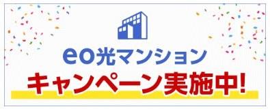eo暮らしスタート割(マンションタイプ)