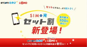 格安SIMの割引