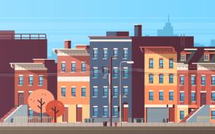 市営住宅画像